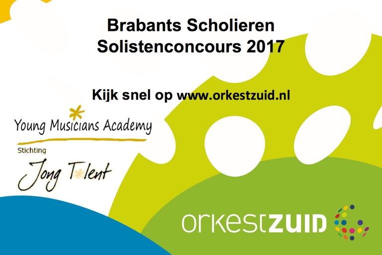 Brabants Scholieren Solistenconcours