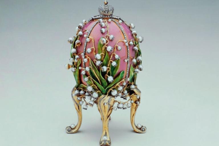 De Vrienden van Fabergé